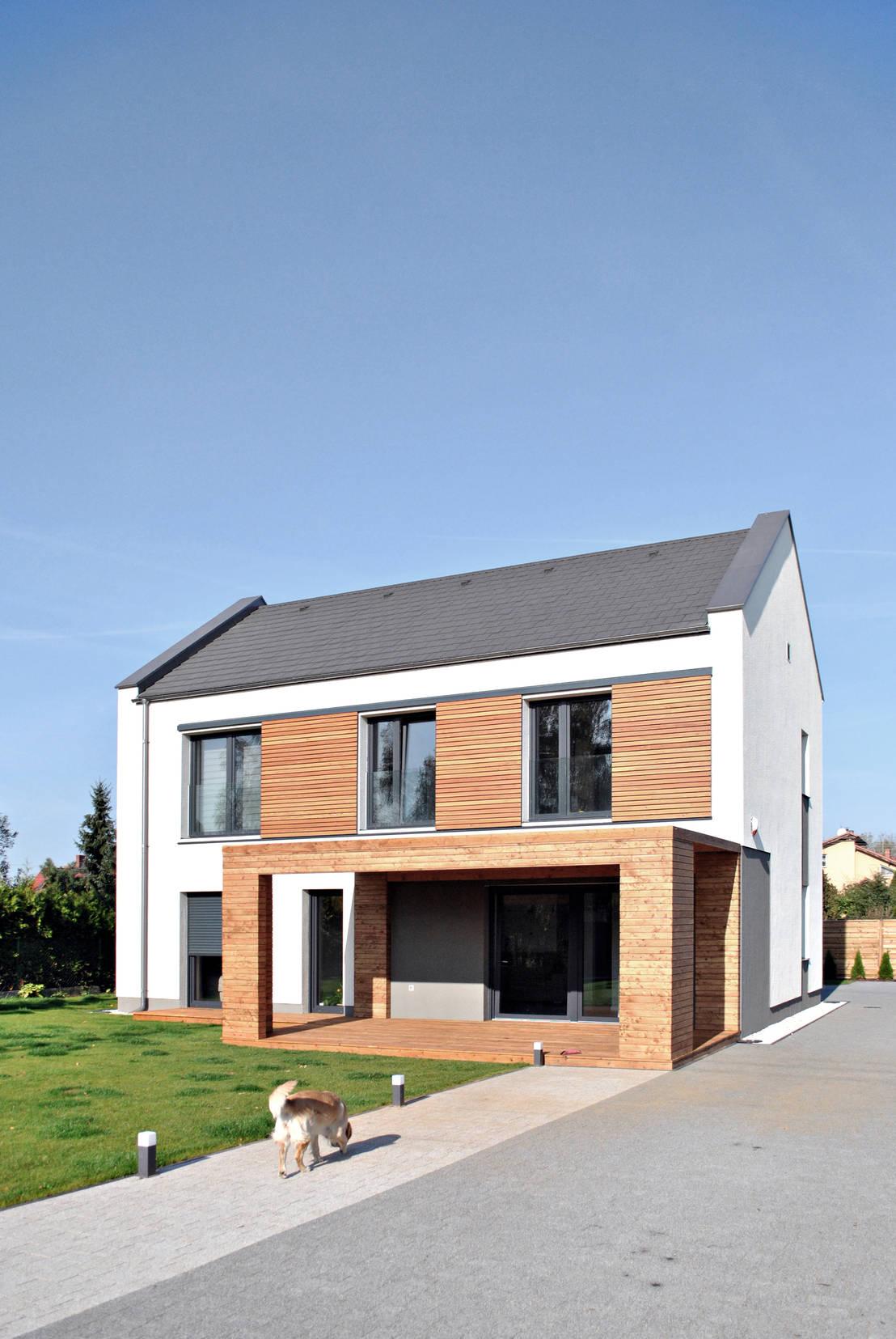 Moderne woning met een landelijke touch - Zeer moderne woning ...