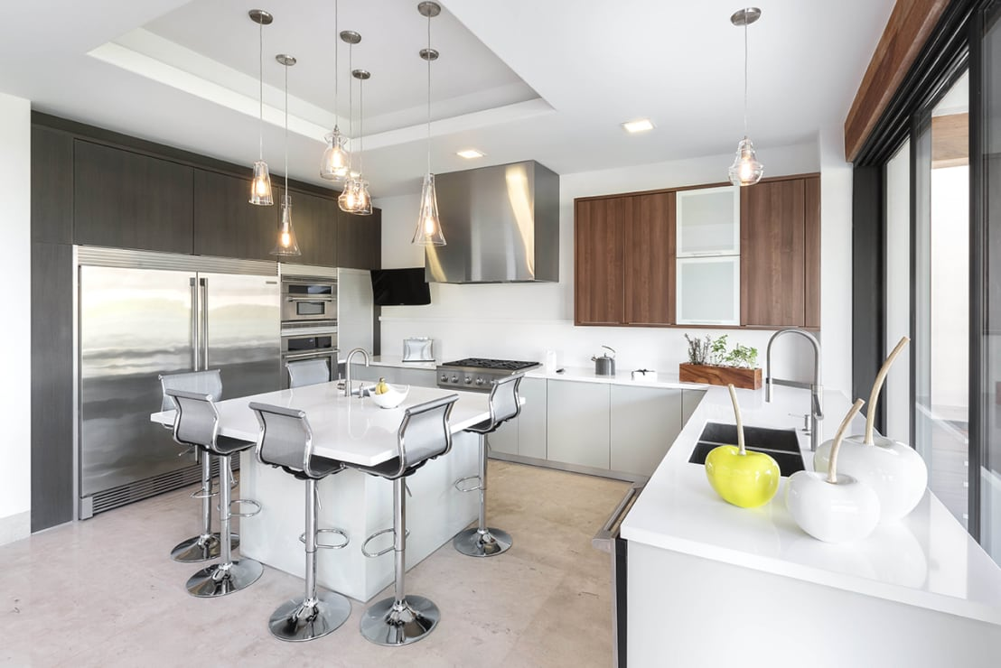 40 fotos de cocinas que necesitas ver para dise ar tu - Disenar la cocina ...