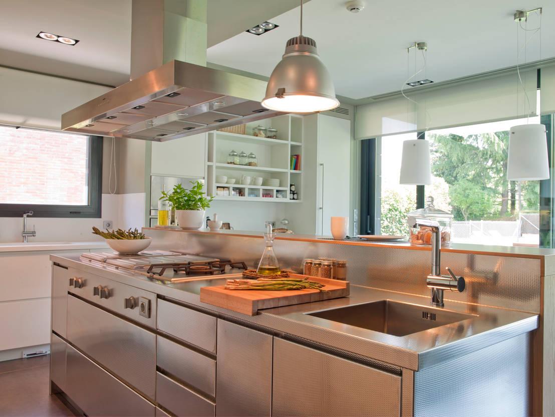 Una isla fabulosa para tu cocina - Stores de cocina ...