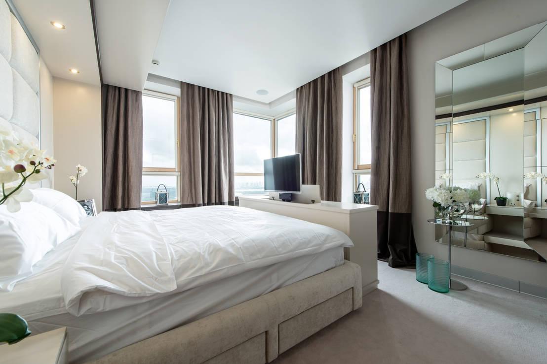 Vorhänge Für Schlafzimmer : sch ne vorh nge f r schlafzimmer mit stil ~ Watch28wear.com Haus und Dekorationen
