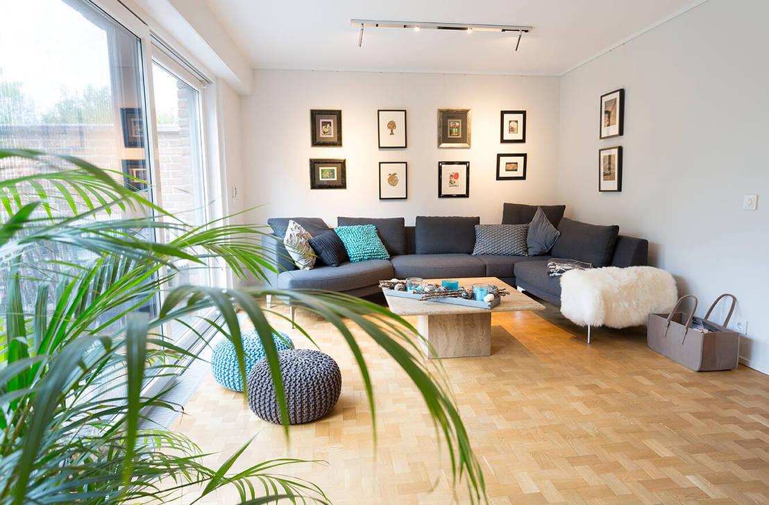 zimmermanns kreatives wohnen ein reihenhaus zum wohlf hlen homify. Black Bedroom Furniture Sets. Home Design Ideas