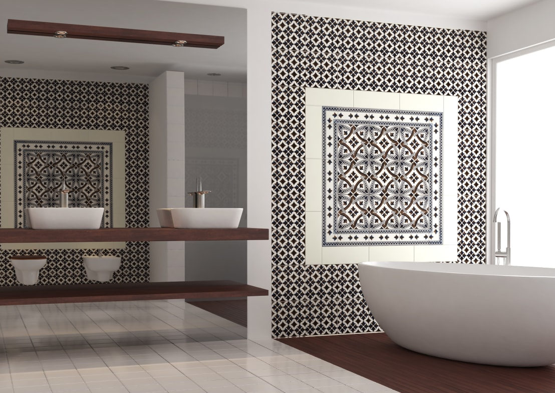 ambiente bagno by ceramiche musa homify