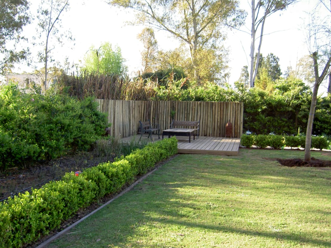 6 ideias simples para organizar um jardim no quintal for Jardines decoraciones