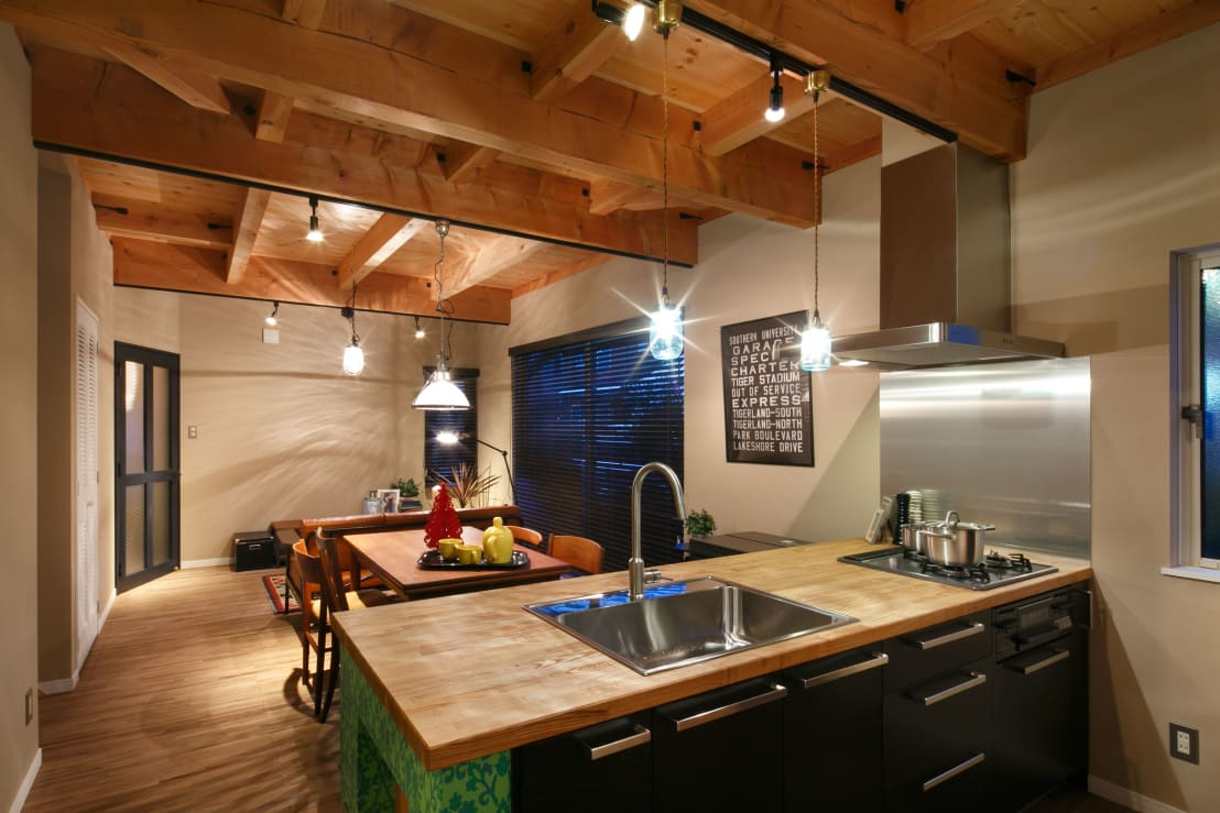 5 kleine en hippe keukens - Optimaliseren van een kleine keuken ...