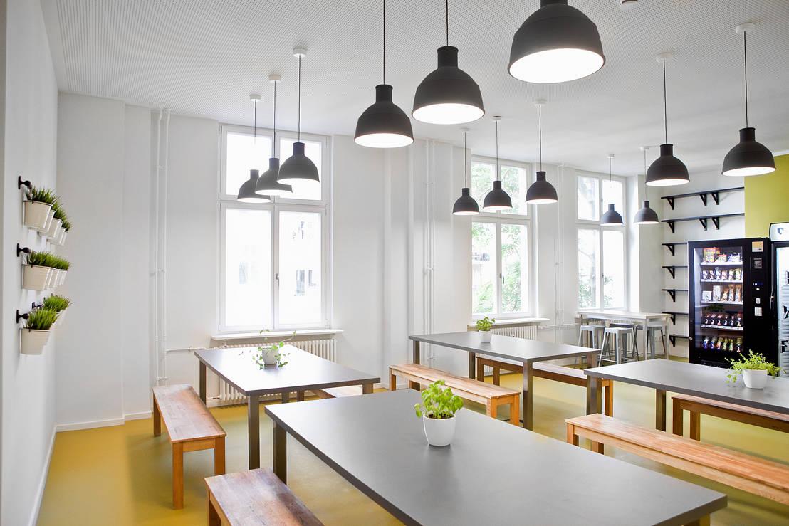 Simplesurance gmbh by sabine oster architektur for Sabine oster innenarchitektur