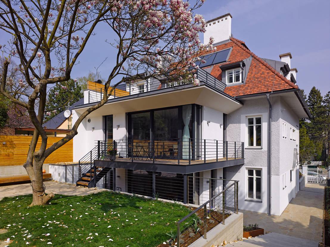 Revitalisierung eines Einfamilienhauses by Mayr & Glatzl ...