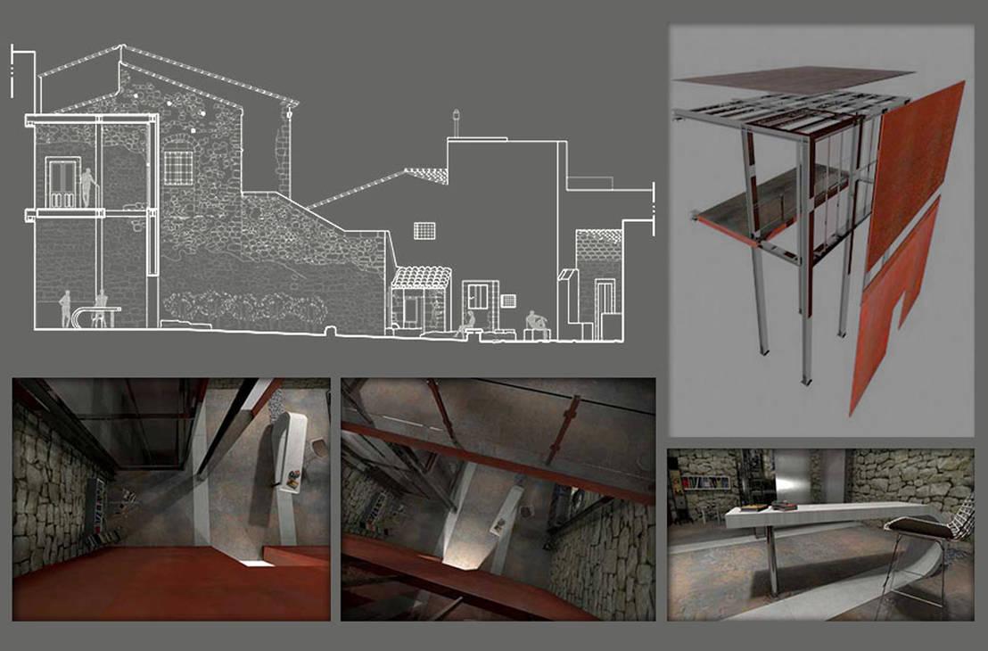 Restoration And Architectural Design: Casa Museo Antonino Uccello,  Palazzolo Acreide, Sicily | Progetto Di Restauro E Riuso: Casa Museo  Antonino Uccello, ...