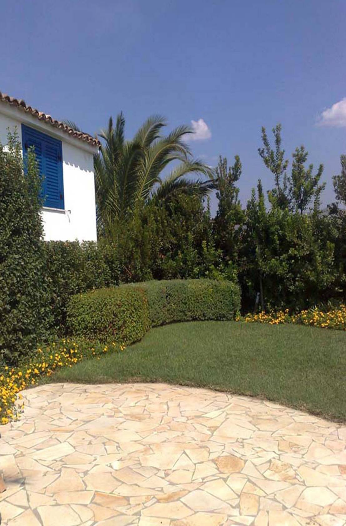 Parco privato catania de spazio av architettura verde for Architettura verde