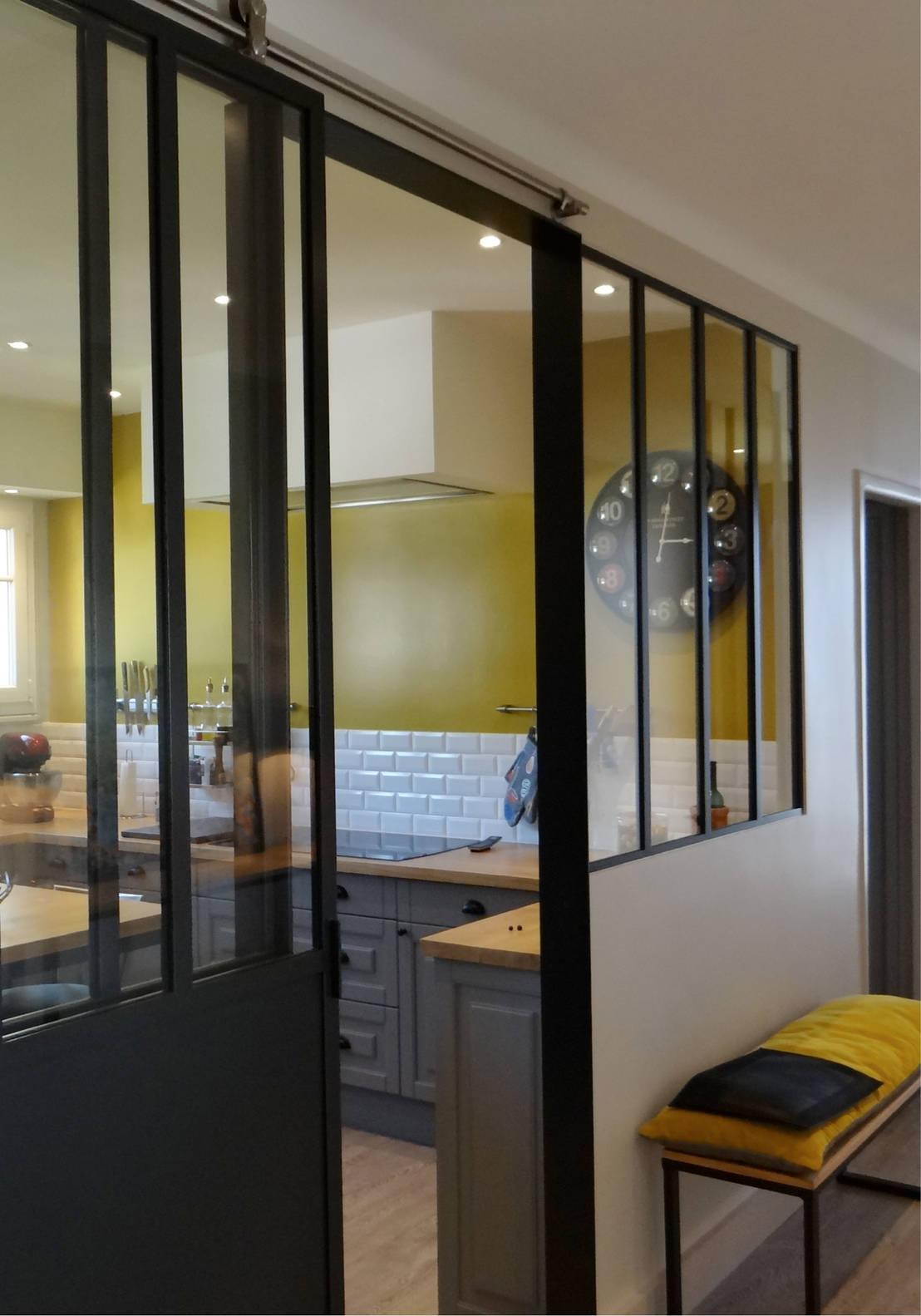 un amour de maison un int rieur r invent homify. Black Bedroom Furniture Sets. Home Design Ideas