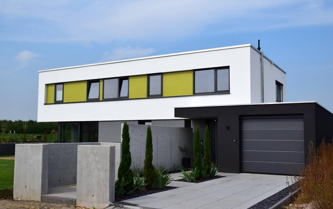 wohnhaus z zornheim by marcus hofbauer architekt homify. Black Bedroom Furniture Sets. Home Design Ideas