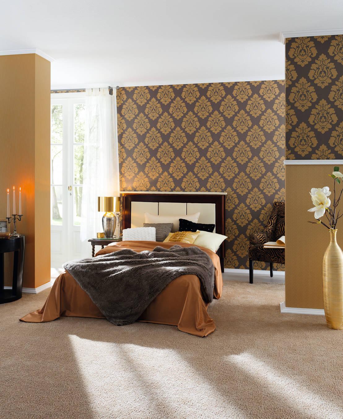 tapetenmax barocktapeten von tapetenmax kr ger gmbh homify. Black Bedroom Furniture Sets. Home Design Ideas