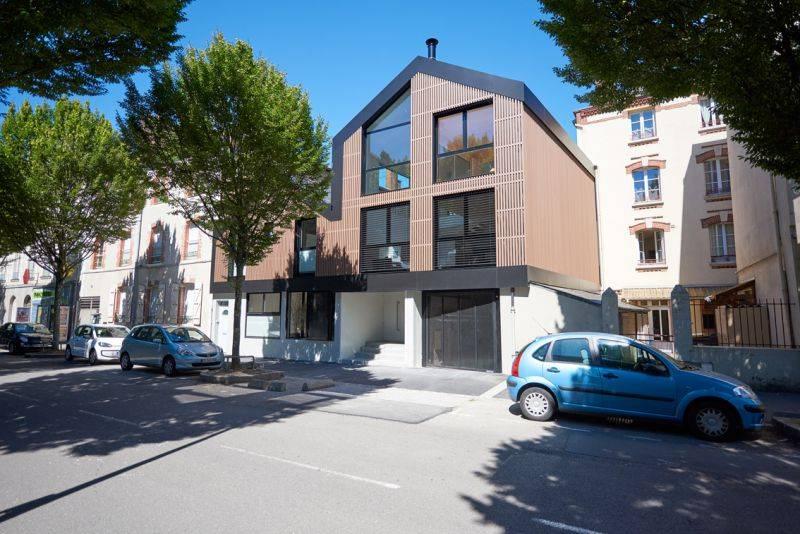 deux loft extension por phenome architectures homify. Black Bedroom Furniture Sets. Home Design Ideas