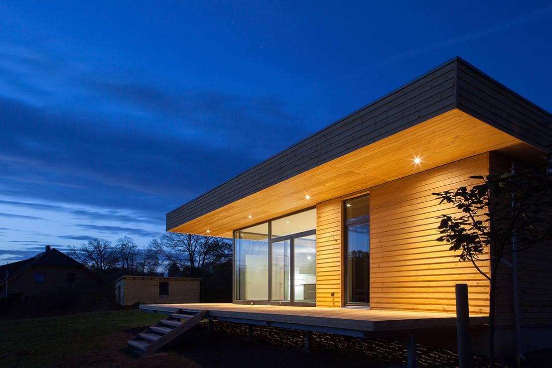 haus w von peter ruge architekten homify. Black Bedroom Furniture Sets. Home Design Ideas