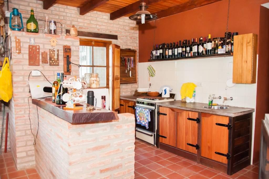 8 cocinas r sticas que necesitabas ver for Ver cocinas rusticas