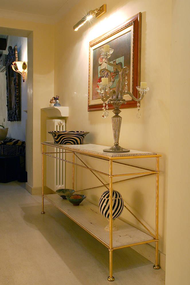 Appartamento su due livelli in centro storico di bilune for Metraggio di appartamento studio