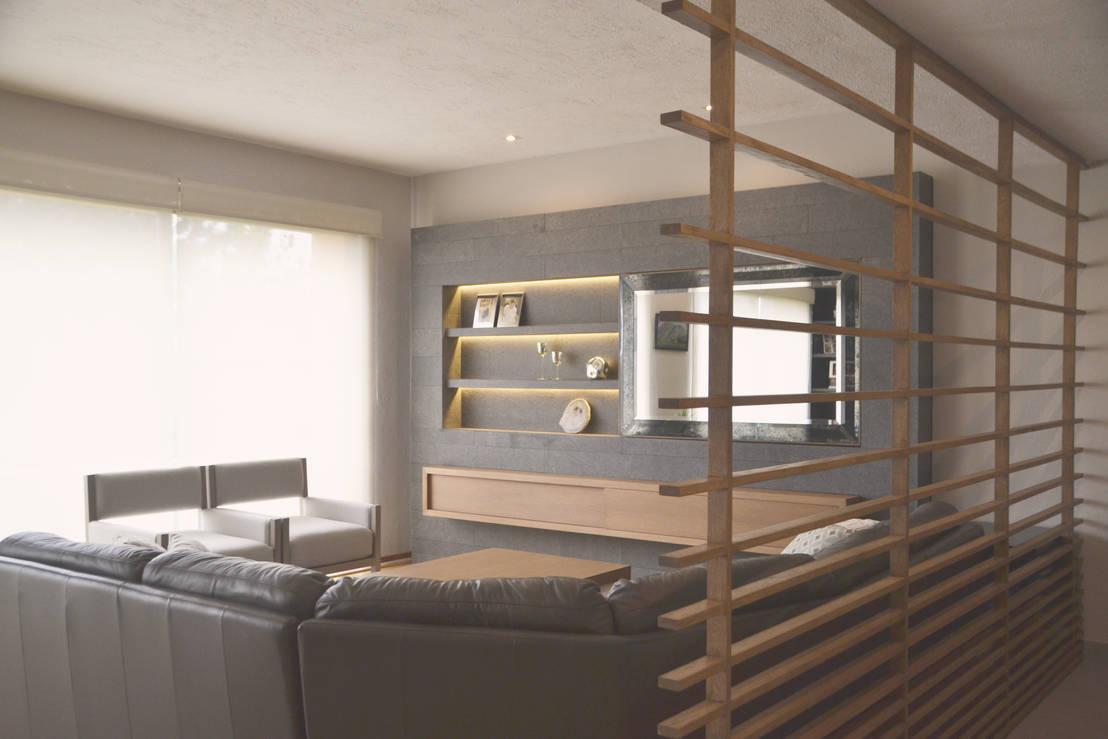 Proyecto sala bernardo quintana by cubob arquitectura de - Arquitectura de interiores ...