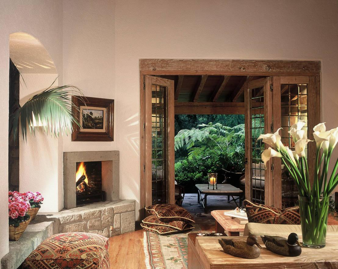 6 puertas de interior y exterior sensacionales for Interior y exterior