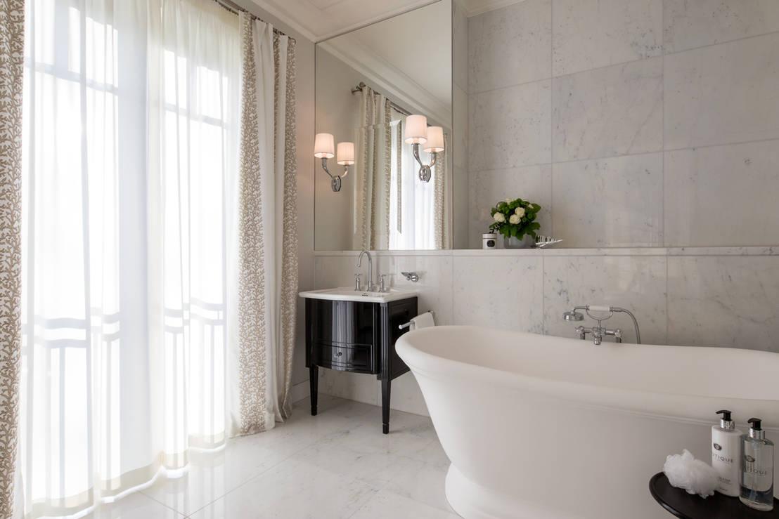 Badezimmer Klassisch Von KJUBiK Innenarchitektur | Homify