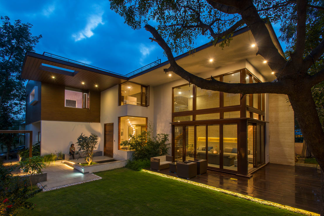 9 stunning indian bungalows that will take your breath away - Techos de madera exterior ...