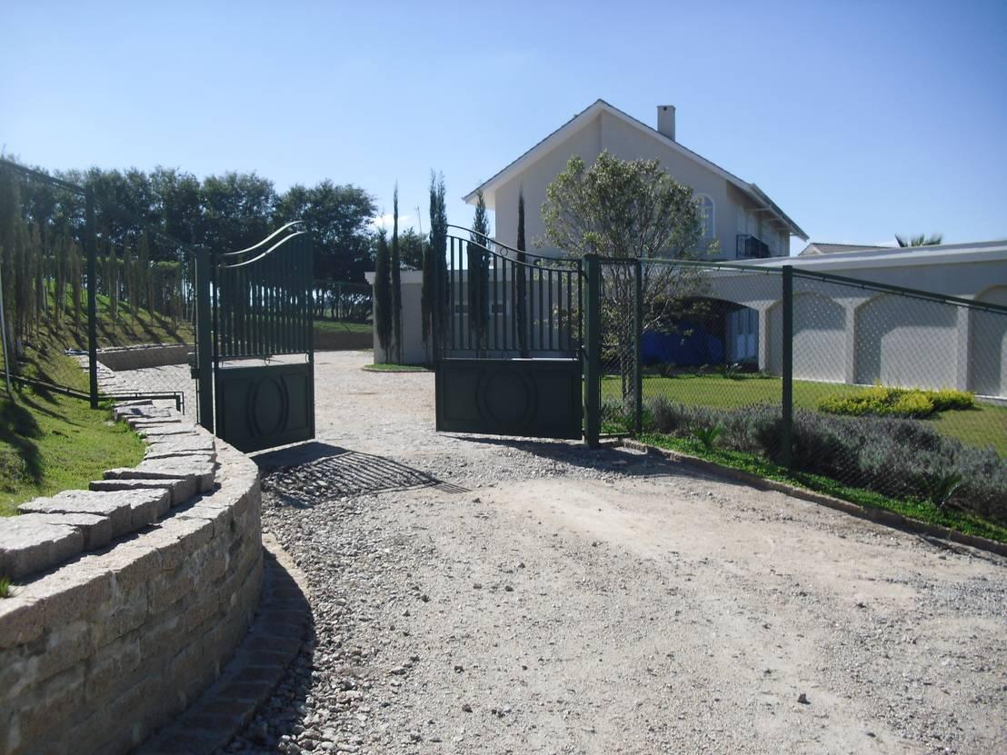 Casa de campo em salto de pirapora de gate arquitetos for Homify casas de campo