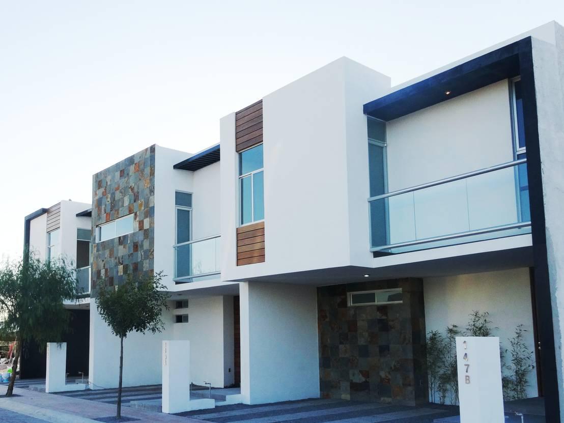 Casas dvl de constructora arqoce homify for Homify casas