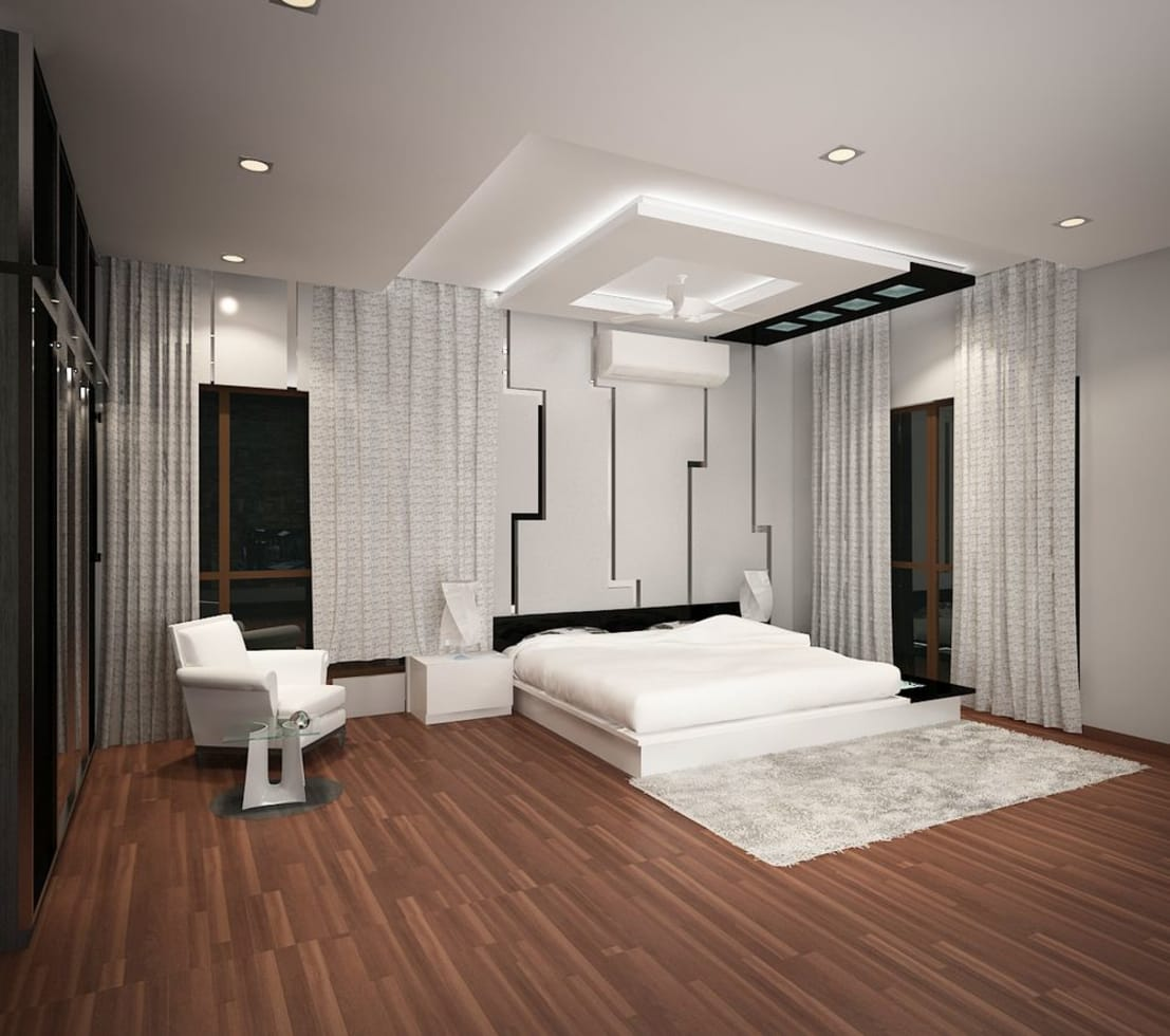 Bedroom Interior Design: 4 Bedroom Villa At Prestige Glenwood By ACE INTERIORS