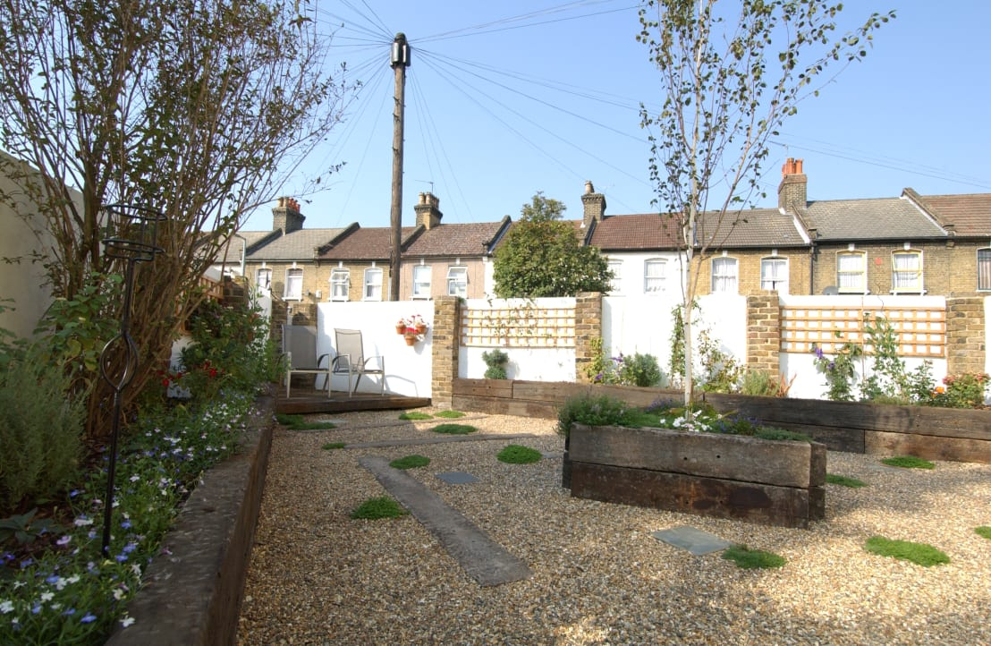 Fruit And Vegetable Garden East London By Earth Designs