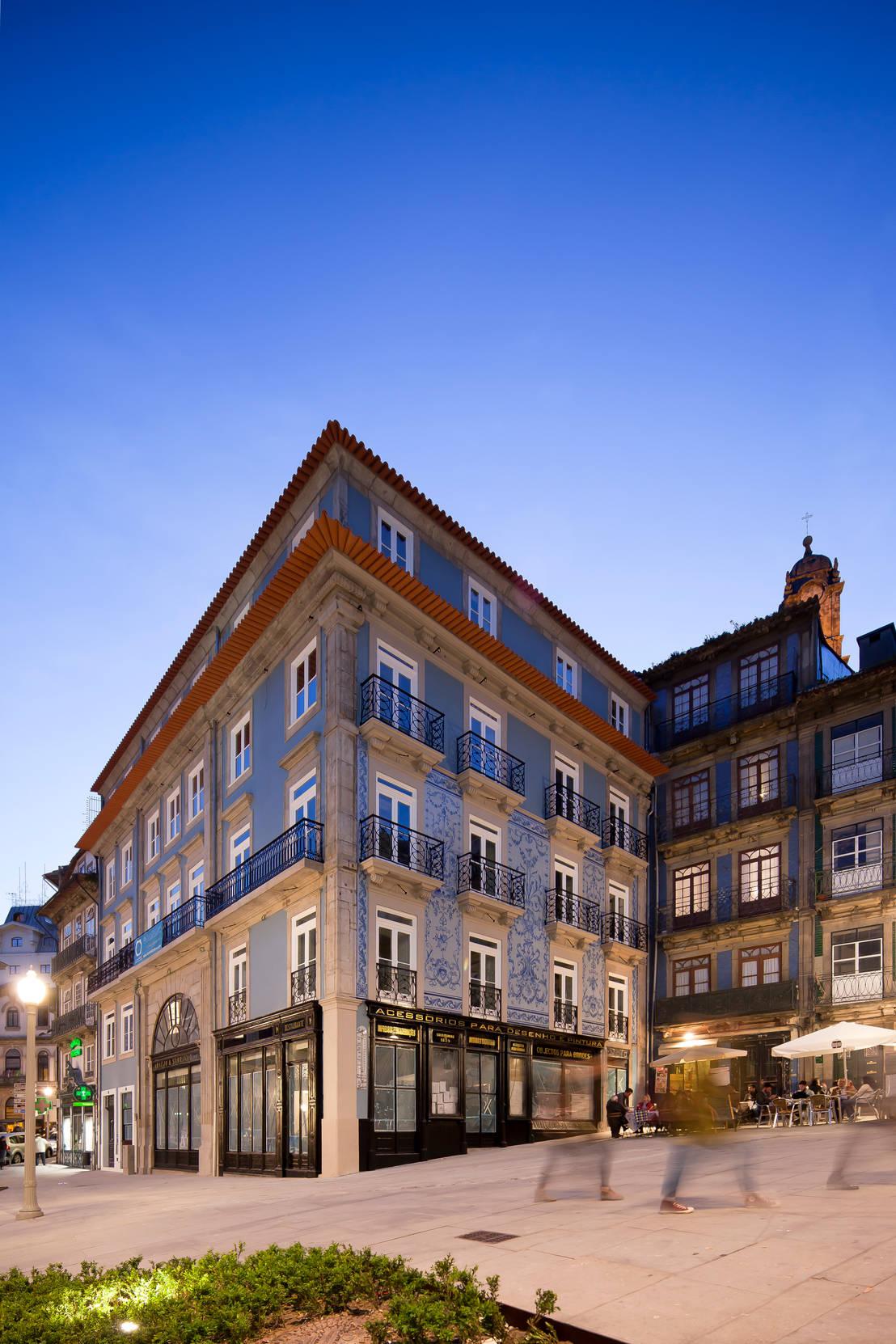 Hotel porto a s 1829 por jrbotas design home concept for Hotel design porto