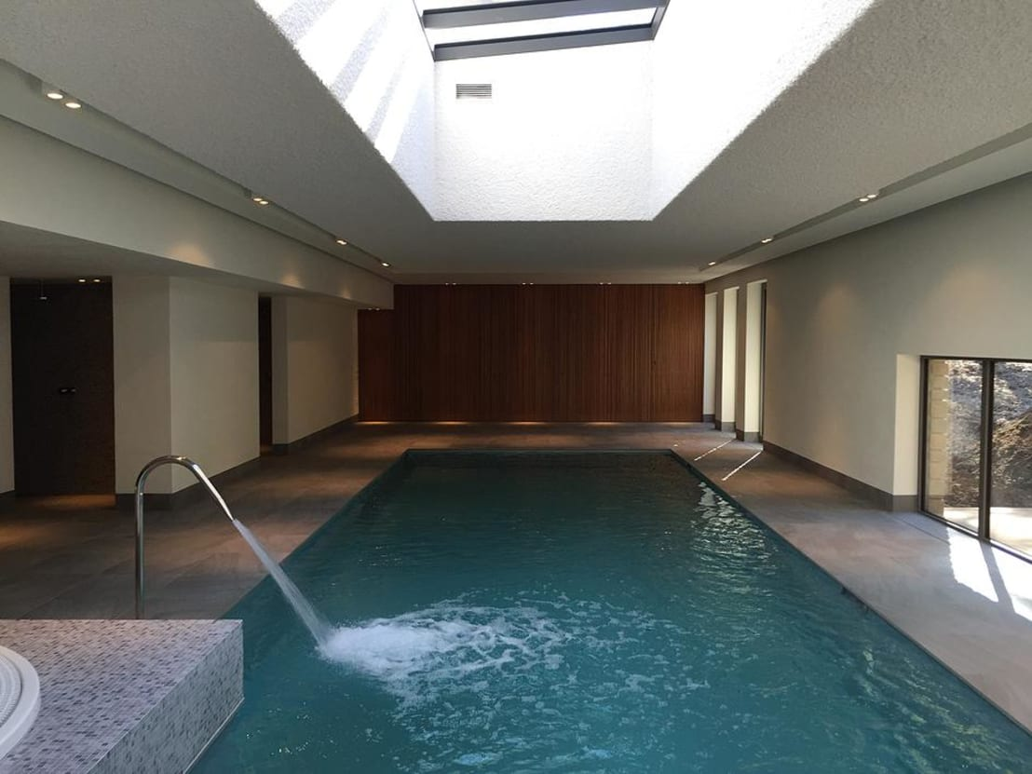 Interieur9 espace baln oth rapie piscine int rieure for Piscine balneotherapie