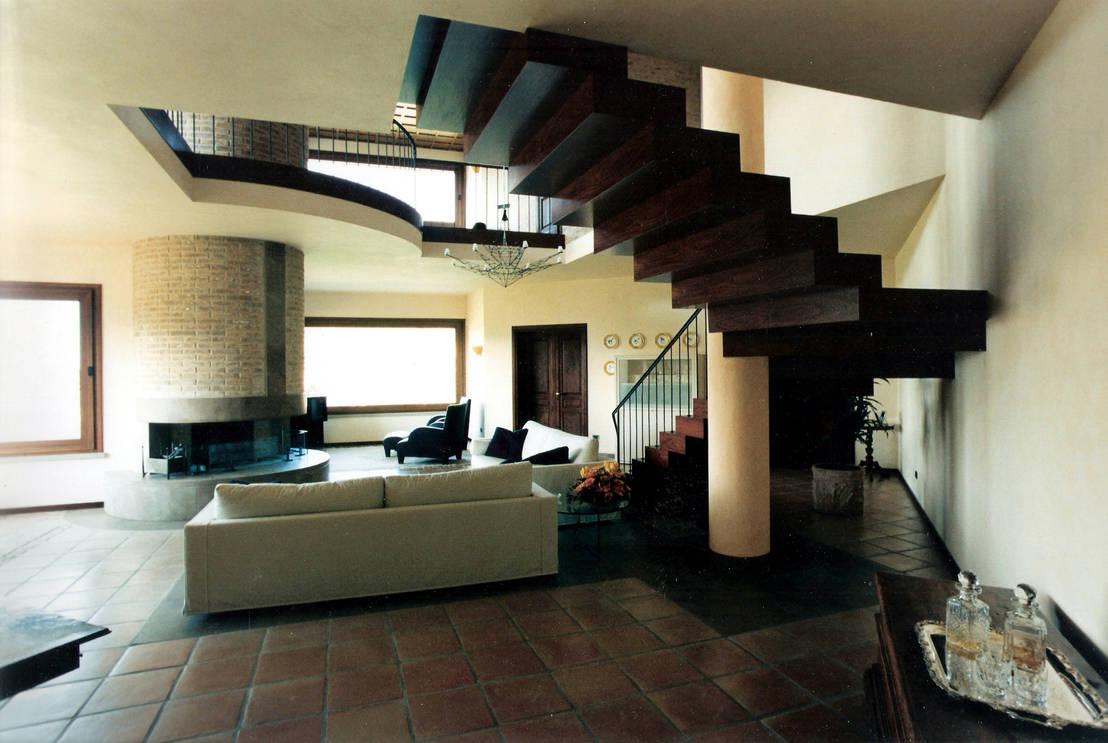 Architettura E Design interior design - casa unifamiliare cesena (fc) by studio