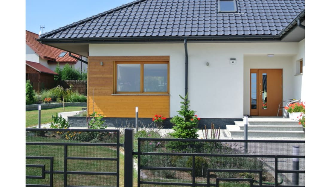 A very cheap home you can build in less than a month for Cheap new build houses