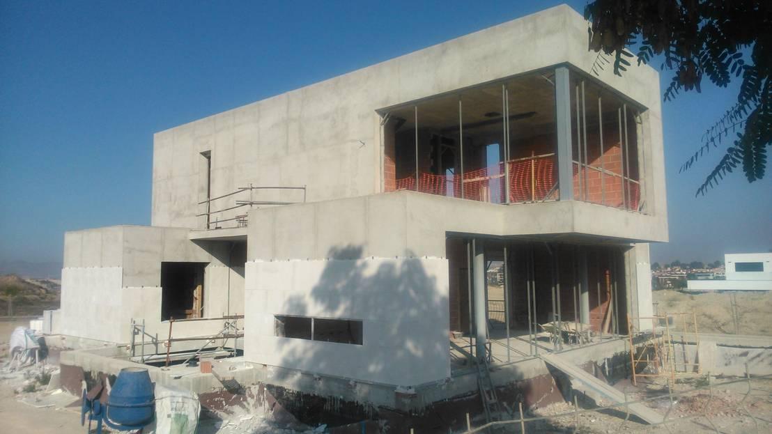 10 cosas que debes hacer para ahorrar dinero al construir for Construir casas modernas