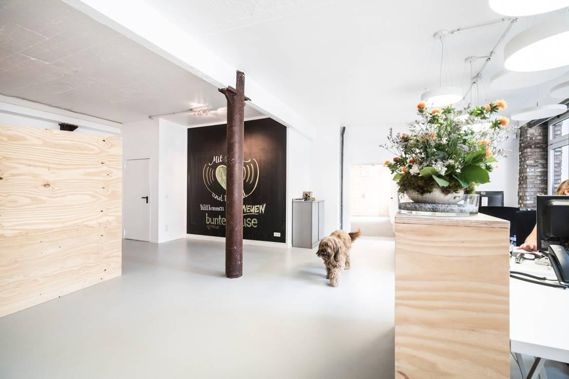 buntebrause agentur von AGNES MORGUET Innenarchitektur & Design | homify