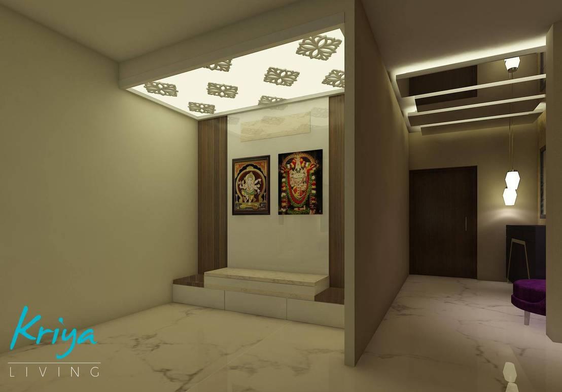 Pooja Room Designs In Living Room 6 Simple Ideas To Design A Pooja Room