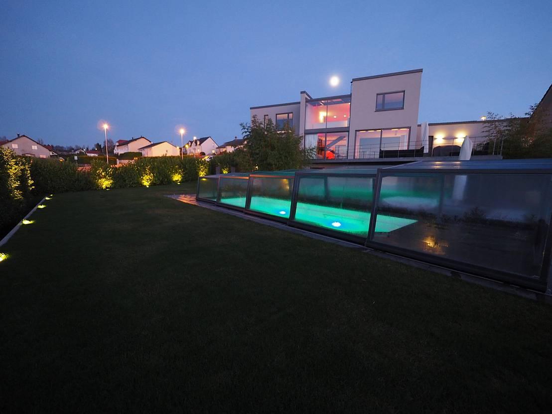 villa frankreich profesjonalista bolz planungen f r licht und raum homify. Black Bedroom Furniture Sets. Home Design Ideas