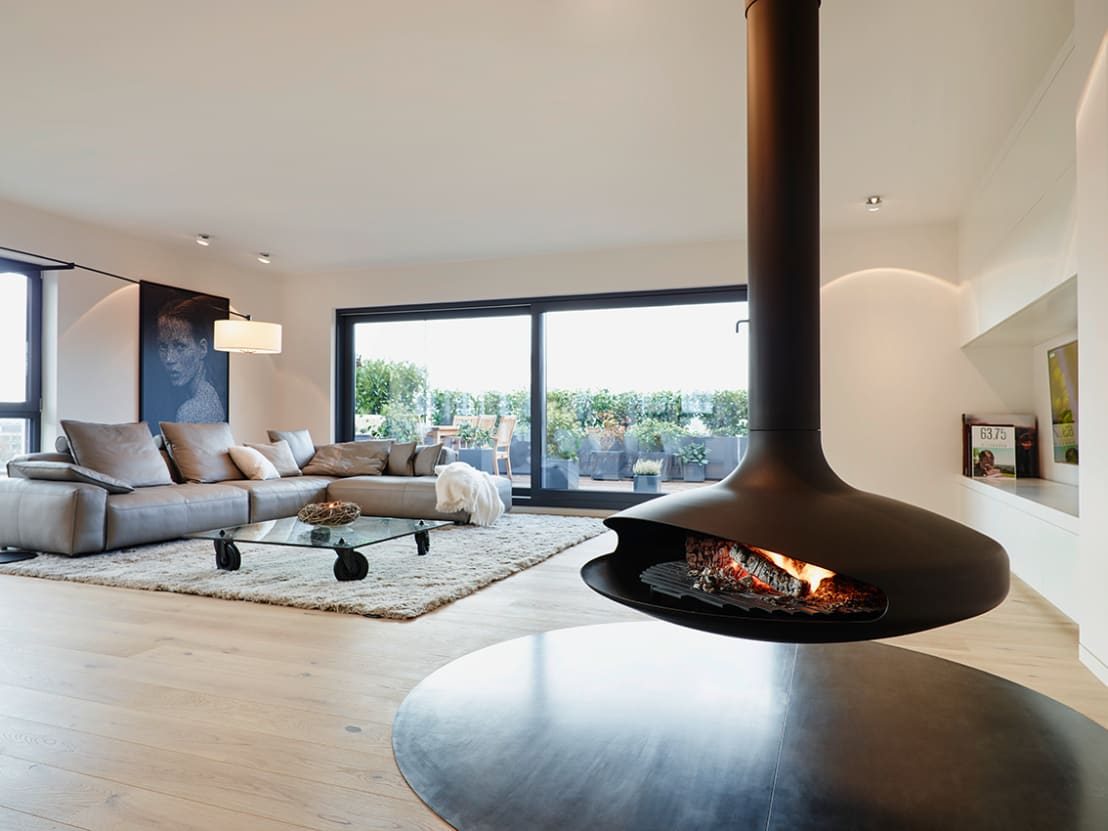 Penthouse by HONEYandSPICE innenarchitektur + design | homify