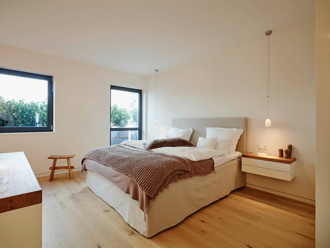 Wohlfühloasen zum Träumen: 10 kleine Schlafzimmer, die dich inspirieren werden