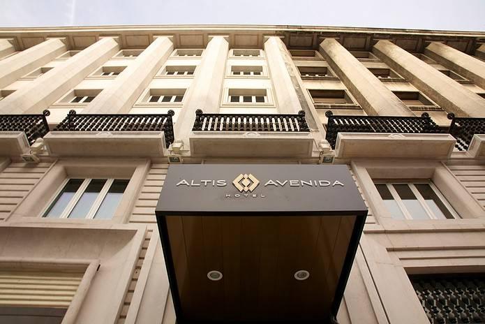 Hotel altis avenida de artica by css homify for Piscinas nuevo artica