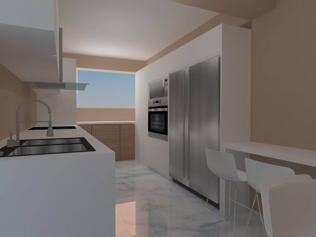 C mo dise ar a computadora la cocina de tus sue os for Disenar cocina 3d online