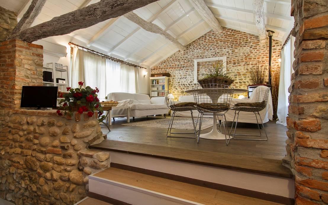 Rustique et tendance vous allez adorer cette maison for Rustico moderno