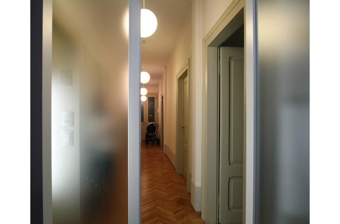 Interni casa pz by studio di architettura raffin homify for Interni architettura
