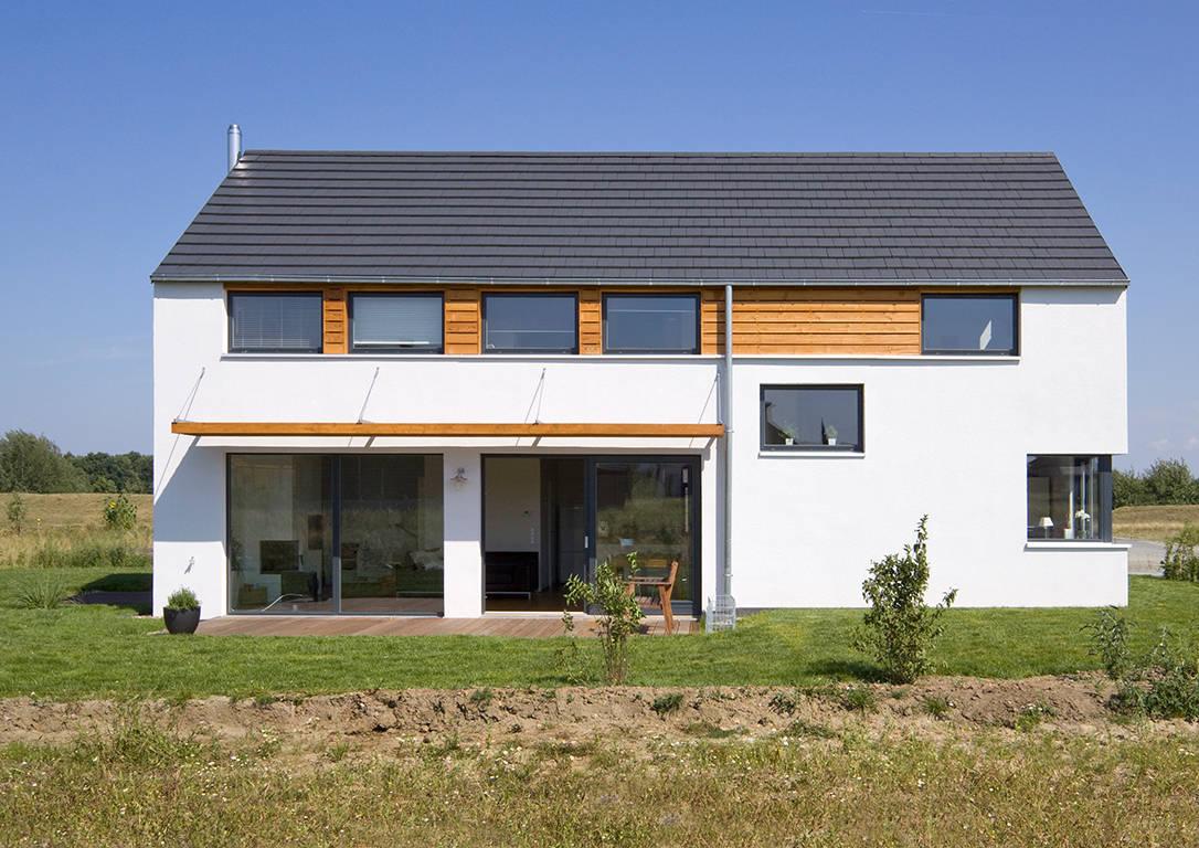 Efh f n he braunschweig von gondesen architekt homify - Architekt gifhorn ...