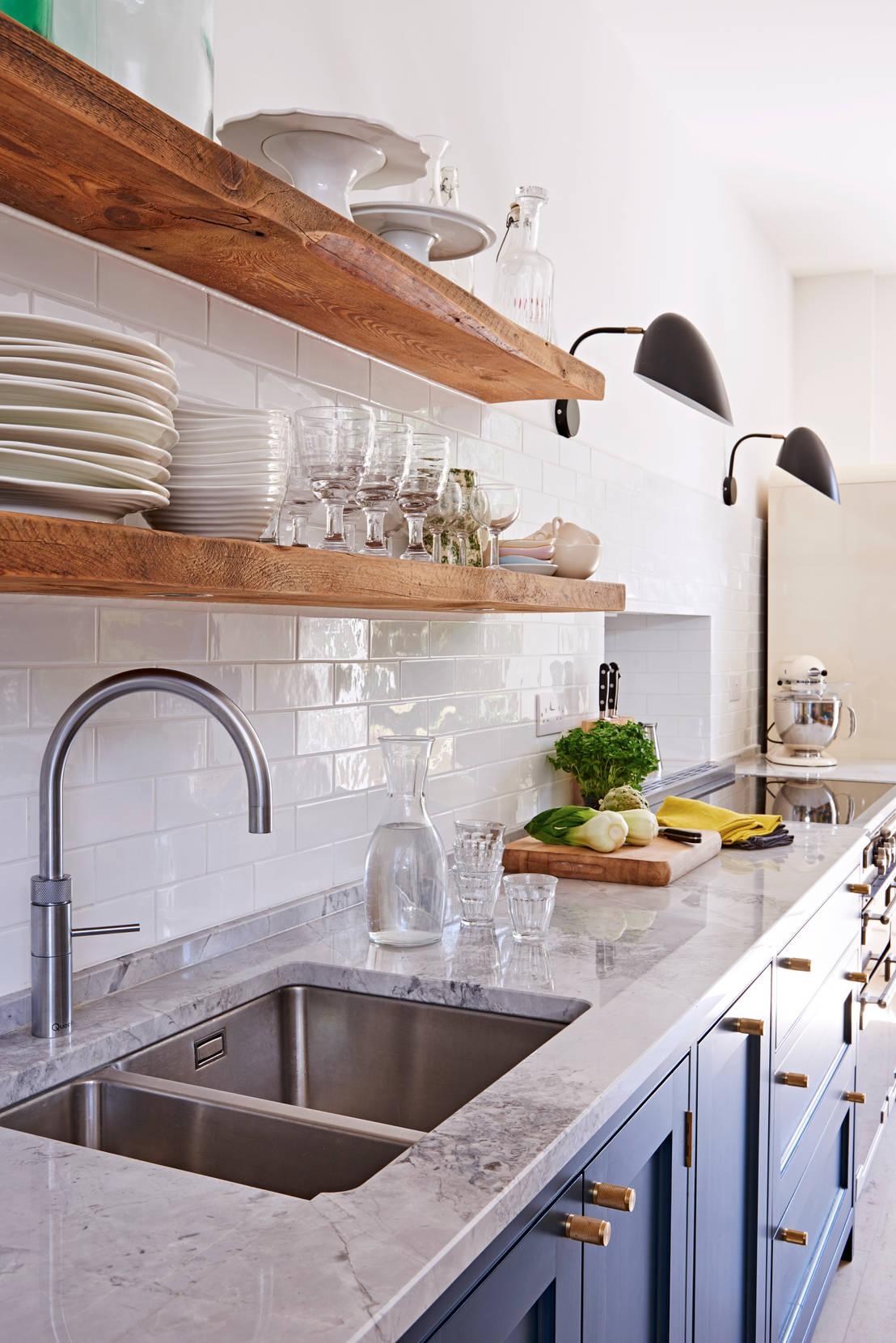 C mo limpiar la cocina como un experto en menos de 2 - Como limpiar baldosas cocina ...