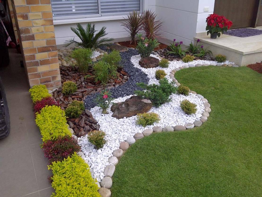 kleine gärten - 14 schöne gestaltungsideen - Wohnideen Unterstreichen Kche