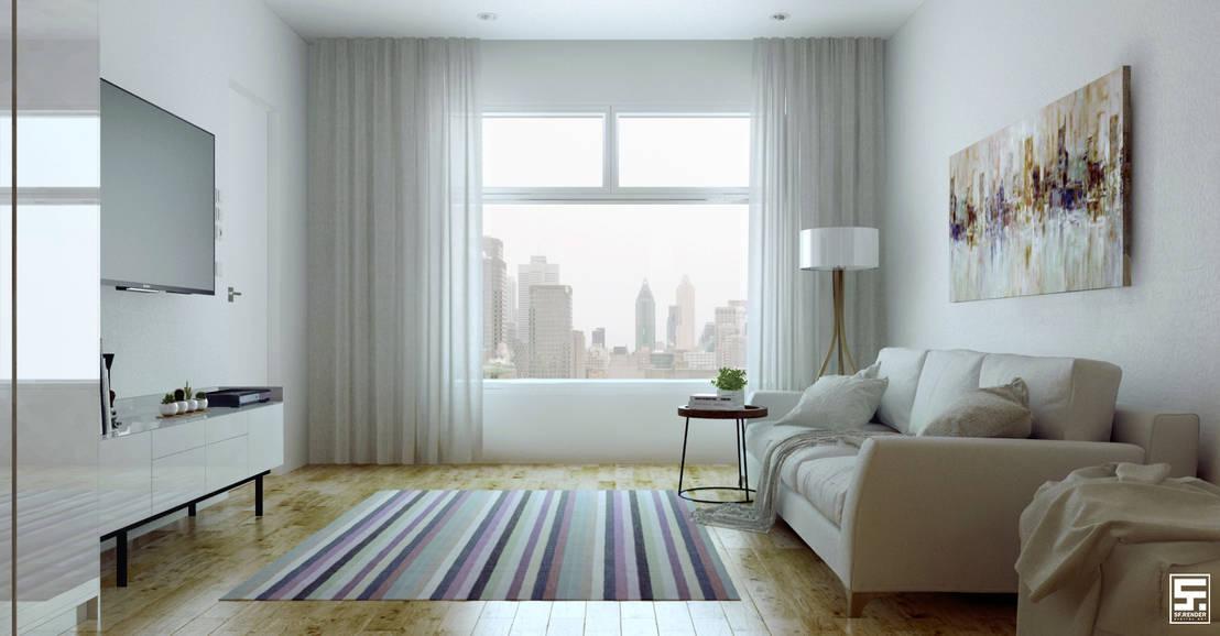 Addio disordine 12 trucchi per avere una casa pulita e for Render casa minimalista