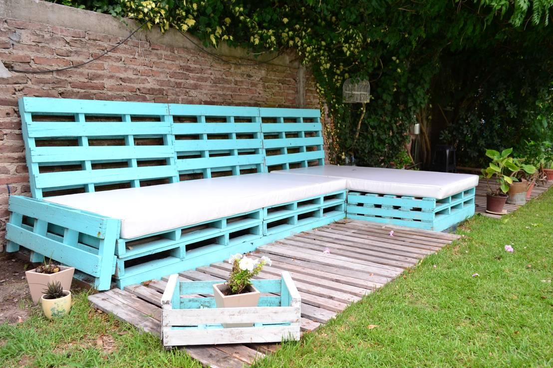 Con menos de 1000 pesos ideas para arreglar tu jard n ya for Lindos jardines modernos