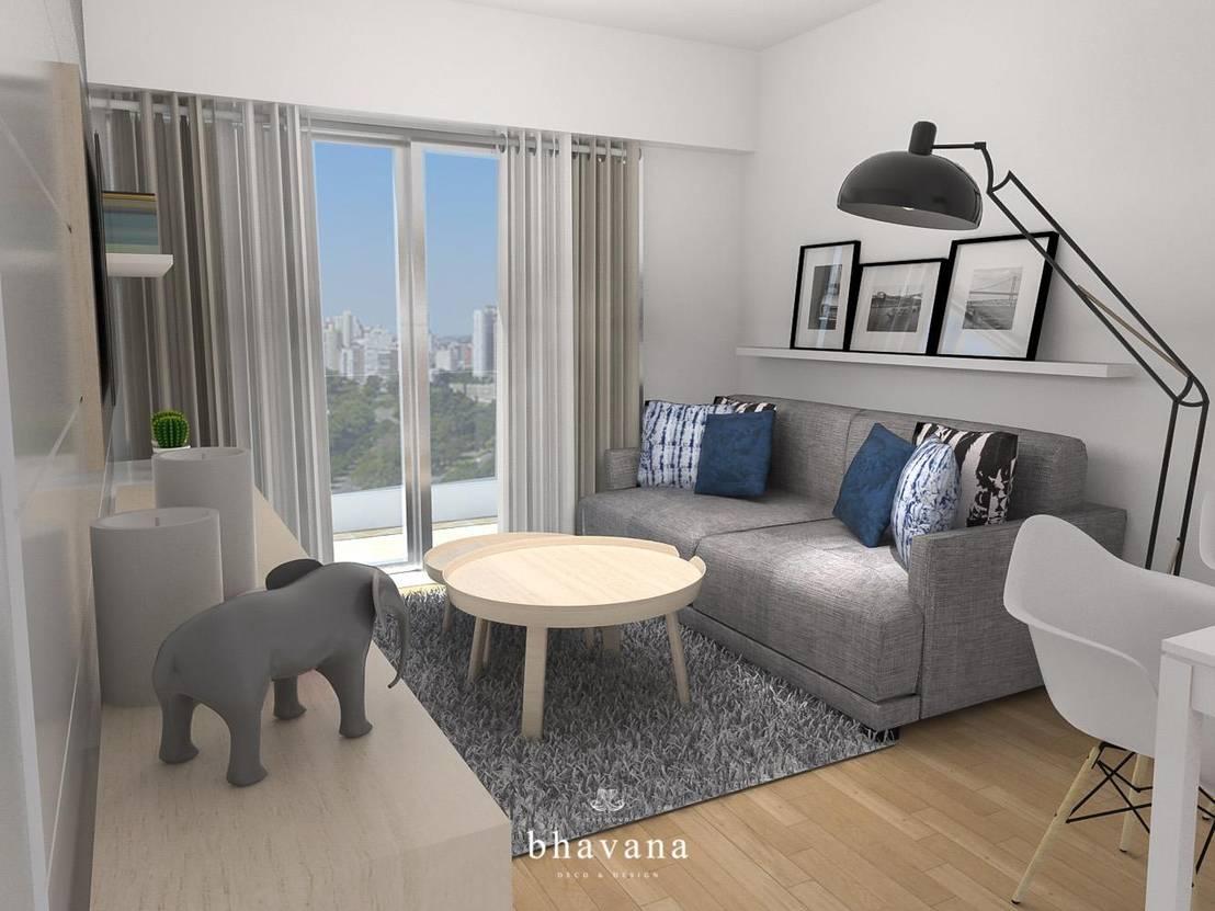 Obra mendoza dise o integral depto 2 ambientes de for Diseno hogar mendoza