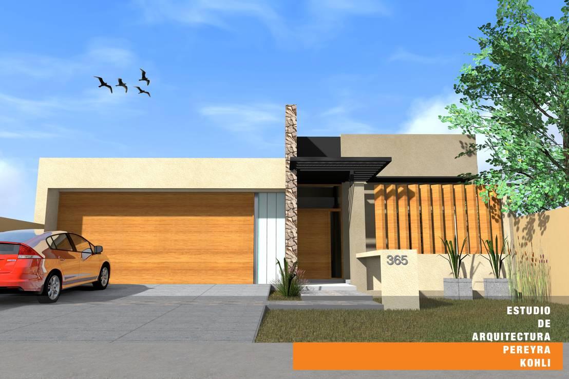 Casa gp von estudio de arquitectura pereyra kohli homify for Estudio de arquitectura
