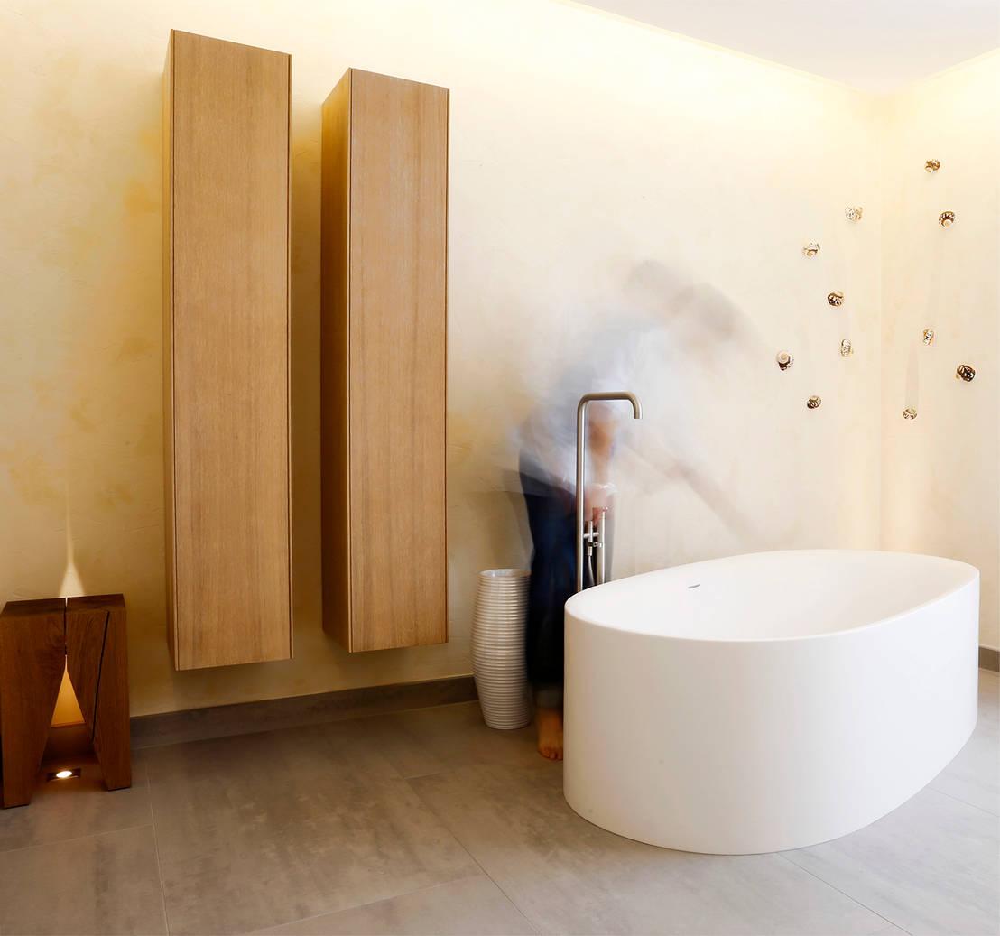 Badezimmer von tuba design homify for Badezimmer design app