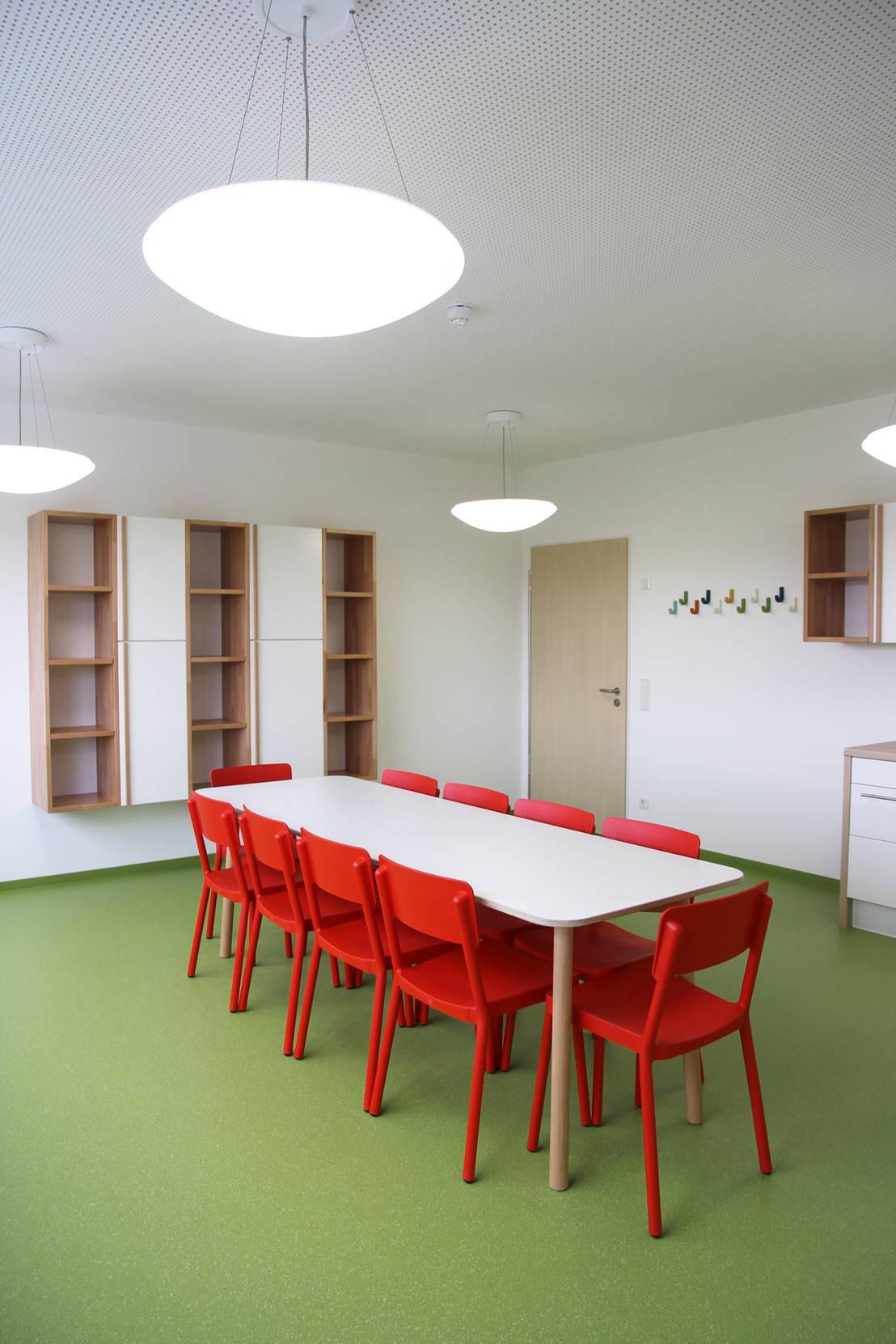 tuba design kinderkrippe f rstenfeldbruck homify. Black Bedroom Furniture Sets. Home Design Ideas